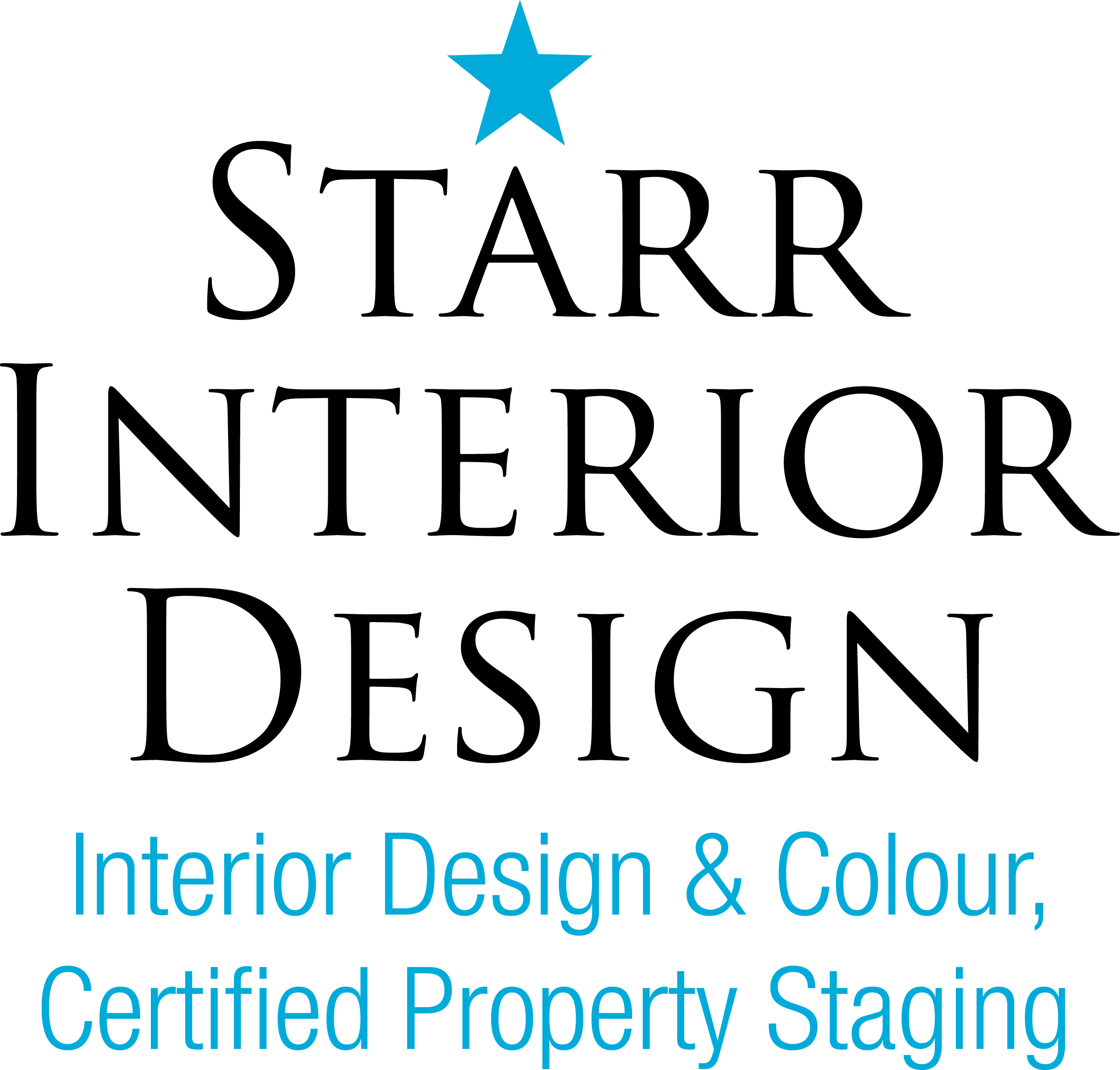 123 - Starr Interior Design Logo TALL