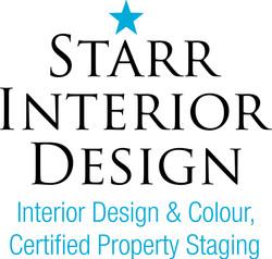 123 - Starr Interior Design Logo TALL