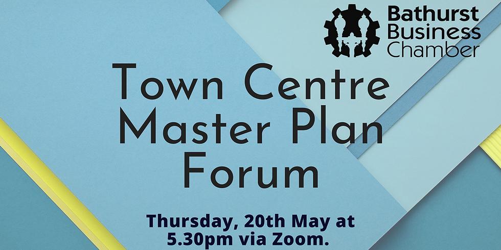 Town Centre Master Plan Forum