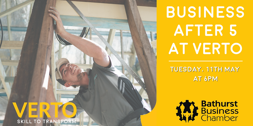 Business After 5 at VERTO - How VERTO can help you access employer wage subsidies