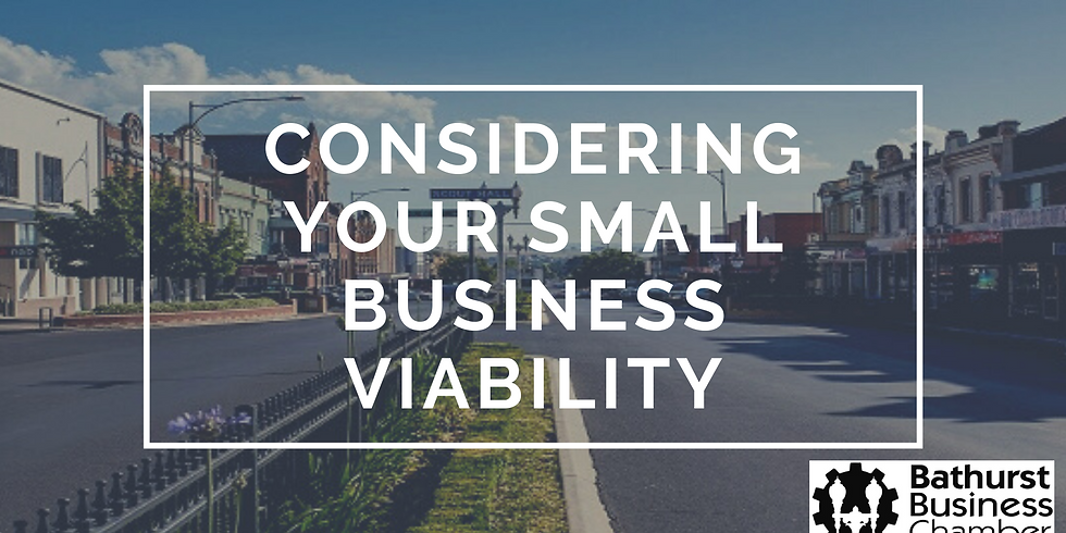 ATO Event - Considering Your Small Business Viability