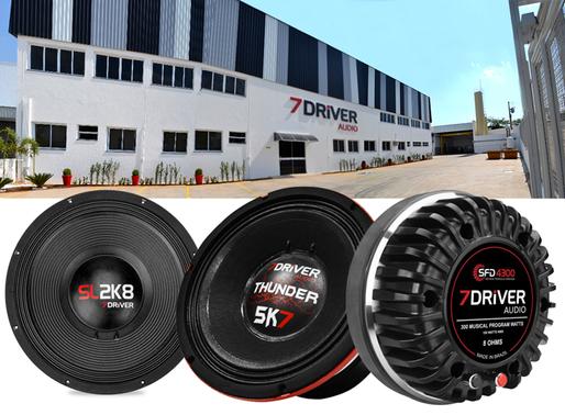 7Driver lança novos produtos