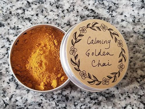 Calming Golden Chai