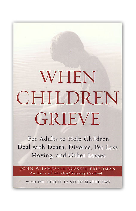 Help Children with loss Grieve Class; bereavement suicide prevention intervention grief #RealYOUwell with #HeartbreakHacker