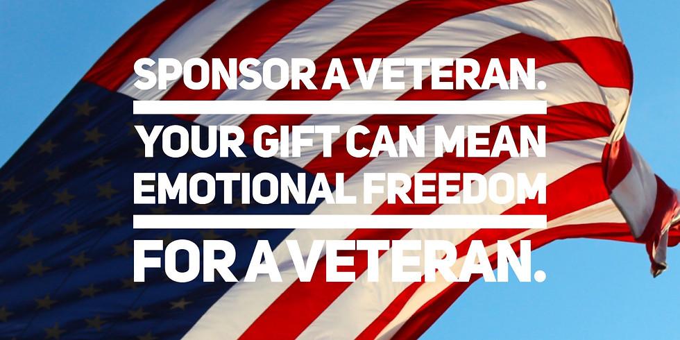 Sponsor a Veteran NO EXPIRATION
