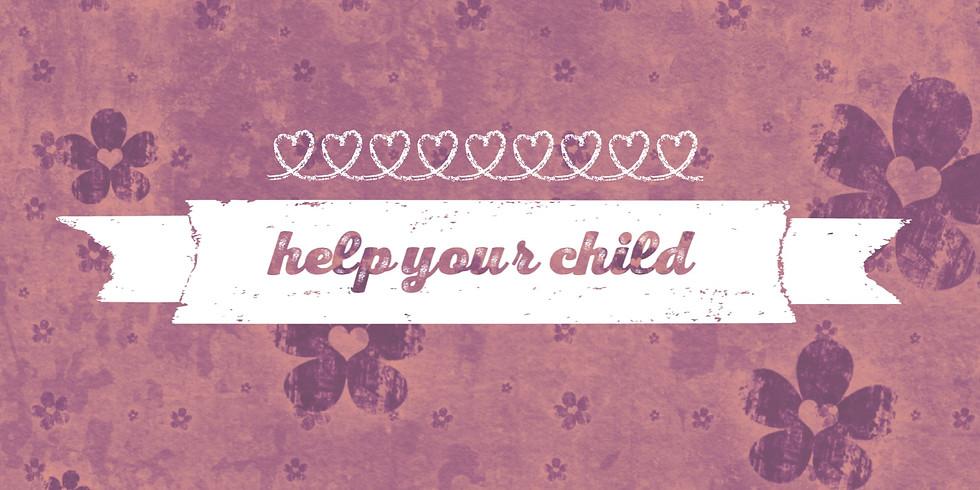 Free When Children Grieve Workshop