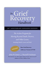 grieve grief recovery method online support loss death trauma PTSD health career faith help heartbreakhacker leanonmerecovery religious abuse CISM