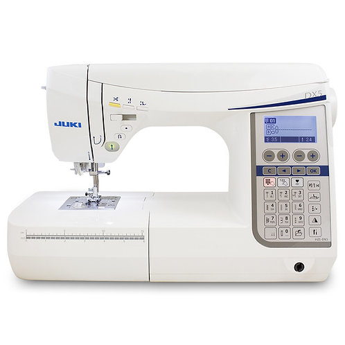 Juki HZL-DX5 Computerized Professional Quality Quilting and Sewing Machine
