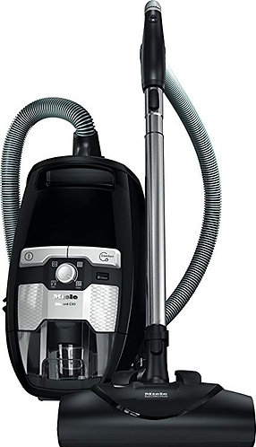 Miele Blizzard CX1 Electro+ PowerLine Bagless Canister Vacuum