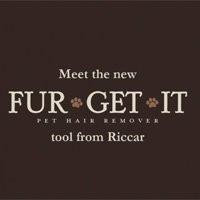 Riccar Prima Fur Get It Pet Hair Remover (RPET-TOOL.CAN)