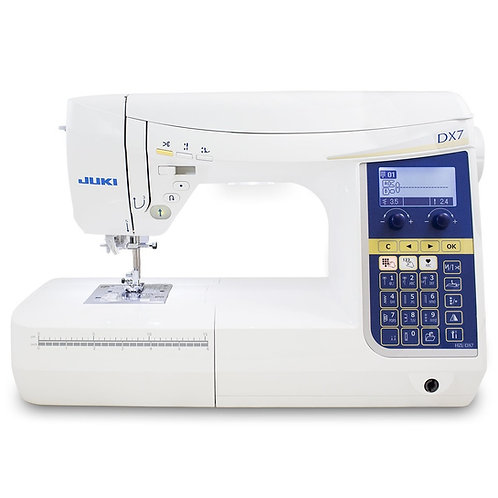 Juki HZL-DX7 Computerized Professional Quilting & Sewing Machine With Table