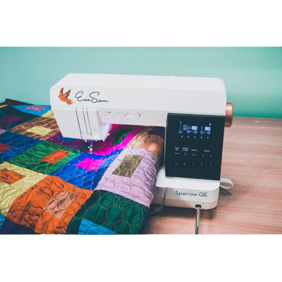 EverSewn Sparrow QE Sewing & Quilting Machine