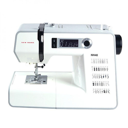 Janome New Home NH40 Computerized Sewing & Quilting Machine