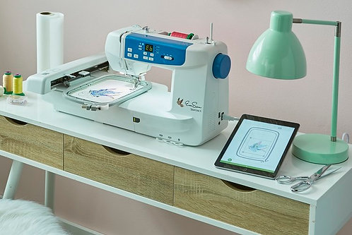 EverSewn Sparrow X Sewing & Embroidery Machine