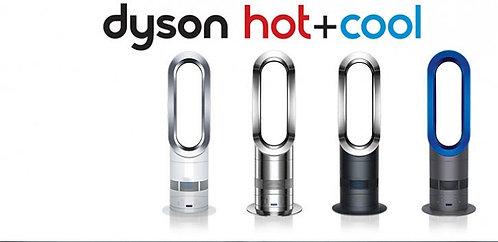 Dyson Bladeless Hot+Cool Heater Fan