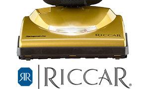 Riccar SupraLite Deluxe R10D Upright Vacuum