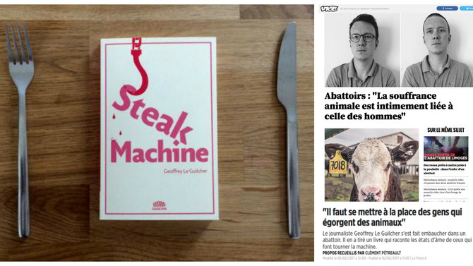 """Steak Machine"" dans la presse"
