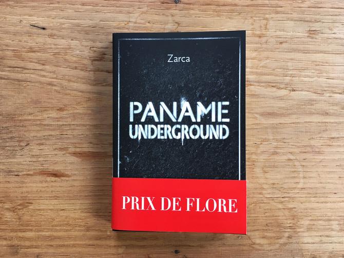 """""""Paname Underground"""" de Zarca reçoit le prix de Flore"""