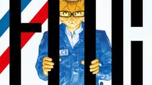 """BD : """"Flic - l'histoire vrai du journaliste qui a infiltré la police"""""""
