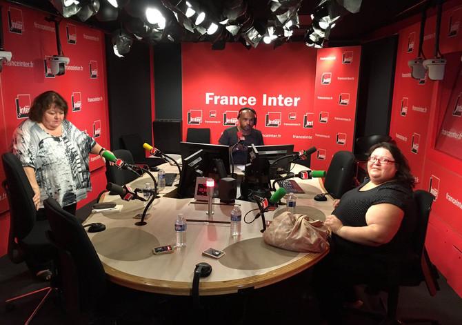 Gabrielle Deydier sur France inter