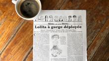 """Chronique sur """"Journal de L."""" dans Le Canard enchaîné"""