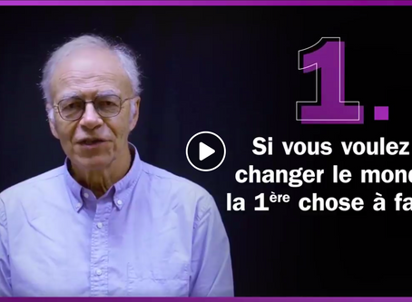 Peter Singer invité de La grande table sur France culture
