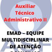 ASF / EMAD – EQUIPE MULTIDISCIPLINAR DE ATENÇÃO DOMICILIAR