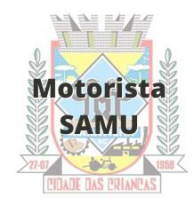 Maravilha - SC / Motorista SAMU