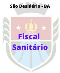 São Desidério - BA / Fiscal Sanitário