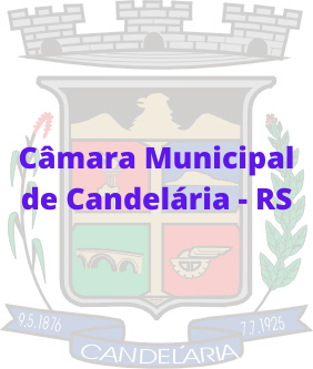 Câmara de Candelária - RS / Oficial Legislativo e Recepcionista