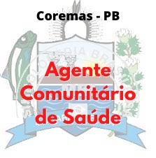 Coremas - PB / Agente Comunitário de Saúde