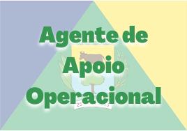 Câmara de Malhador - SE / Agente de Apoio Operacional