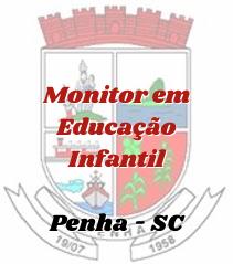Penha - SC / Monitor em Educação Infantil