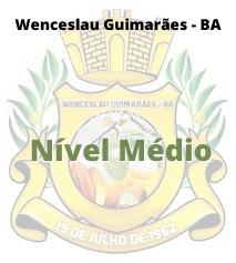 Wenceslau Guimarães - BA / Nível Médio