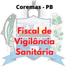 Coremas - PB / Fiscal de Vigilância Sanitária