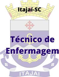 Itajaí - SC / Técnico de Enfermagem