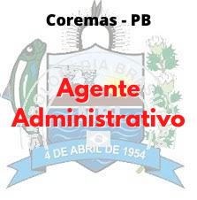 Coremas - PB / Agente Administrativo