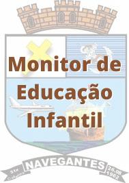 Navegantes - SC / Monitor de Educação Infantil