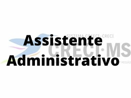 CRECI - MS / Assistente Administrativo