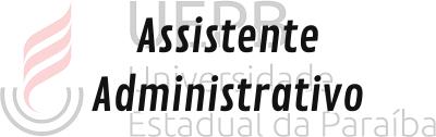 UEPB / Auxiliar Técnico