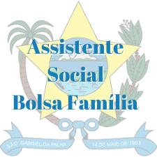 São Gabriel da Palha - ES / Assistente Social - Bolsa Família