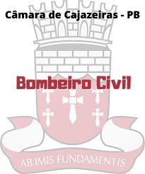 Câmara de Cajazeiras - PB / Bombeiro Civil