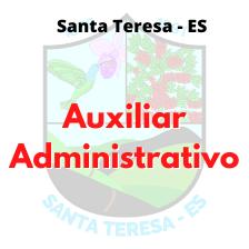 Santa Teresa - ES / Auxiliar Administrativo