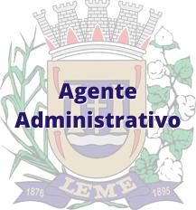 Leme - SP / Agente Administrativo
