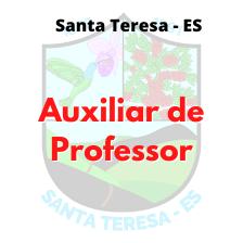 Santa Teresa - ES / Auxiliar de Professor