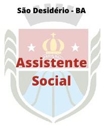 São Desidério - BA / Assistente Social