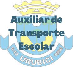 Urubici - SC / Auxiliar de Transporte Escolar