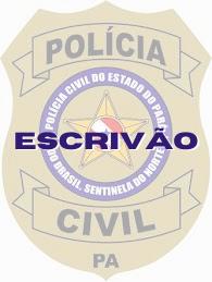 Polícia Civil - Pará / Escrivão