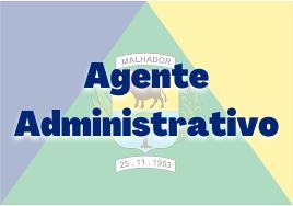 Câmara de Malhador - SE / Agente Administrativo