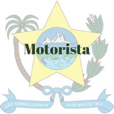 São Gabriel da Palha - ES / Motorista